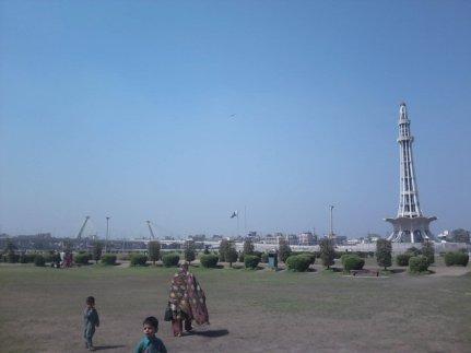 Minar-e Pakistan